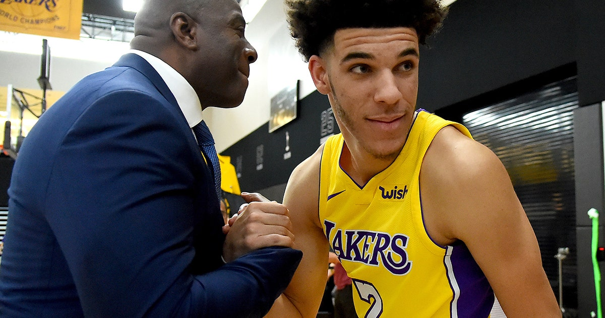 Colin reveals what Lonzo Ball and LeBron James could accomplish together (VIDEO)