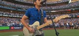 Watch Brad Paisley sing the National Anthem before Game 2 of the World Series