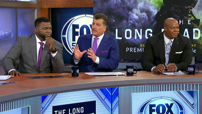 The FOX MLB crew breaks down Masahiro Tanaka's special performance in Game 5