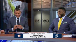 FOX MLB crew discusses New York's building momentum in the ALCS