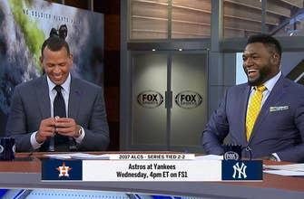 FOX MLB crew discusses New York's building momentum in the ALCS