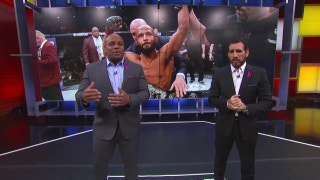 Is the title run of Demetrious Johnson more impressive than that of the legendary Georges Saint-Pierre? | UFC Tonight