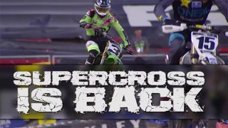 Supercross is back! Here's everything you need to know for this weekend's Monster Energy Cup