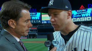 Todd Frazier on Yankees' big 8th inning: 'We exploded'