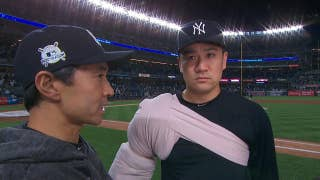 Masahiro Tanaka on Game 5 strategy: Goal was to 'be aggressive'