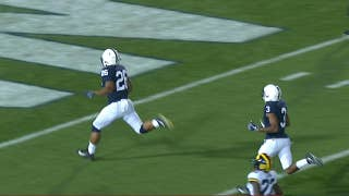 Watch Penn State's Saquon Barkley go 69 yards for opening score against Michigan