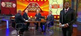 Watch Rams coach Sean McVay and Jay Glazer take on Terry Bradshaw and Jimmy Johnson in $25 pyramid