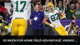 Digital Extra: Packers' best road wins in Minnesota