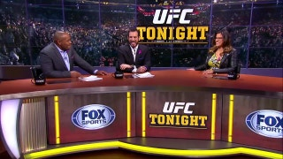 Juliana Pena drops by UFC Tonight to discuss the new addition to her family and what's to come in the Octagon | UFC Tonight
