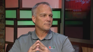 Miami coach Mark Richt says no team plays faster than Syracuse