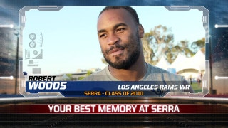 CIF-SS Alumni Watch: Robert Woods, WR, LA Rams (Serra)