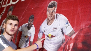 Timo Werner's top 5 goals in Bundesliga