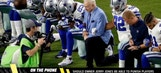 Should Jerry Jones be able to punish players for kneeling?