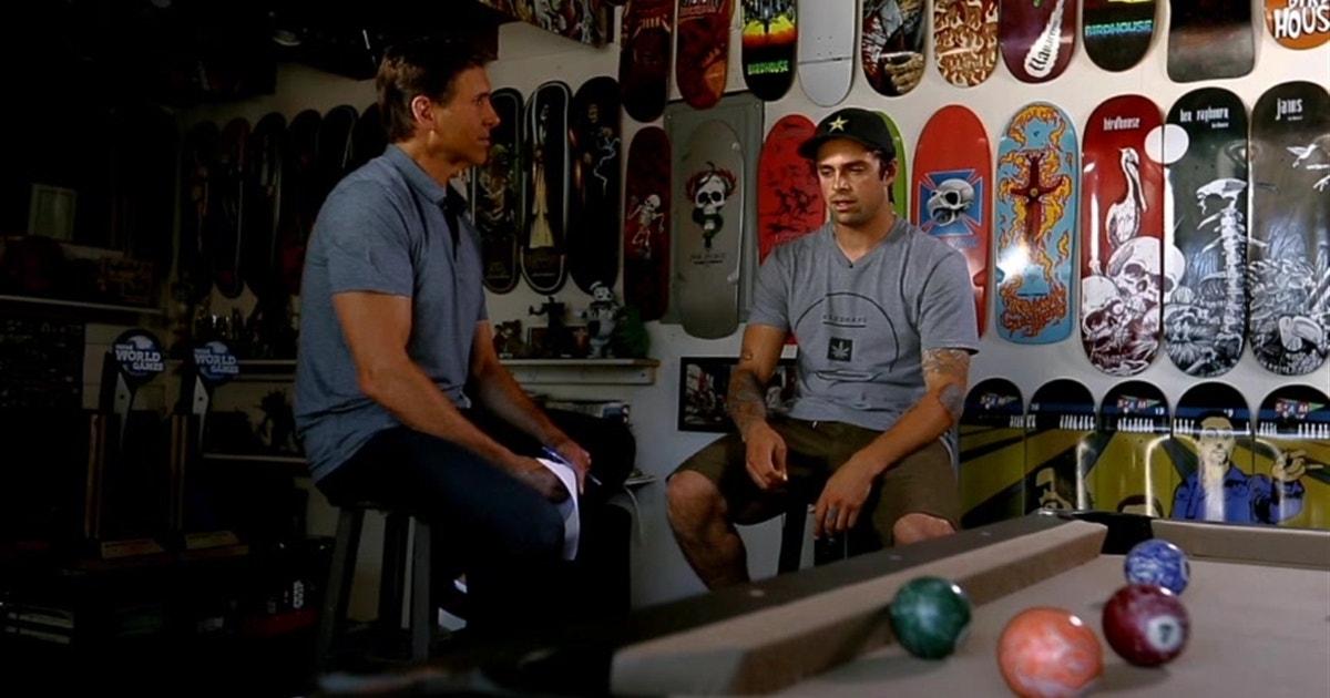 Skateboarder Elliot Sloan on growing up in New York City (VIDEO)
