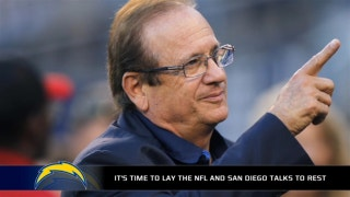 It's time to lay the San Diego Chargers to rest