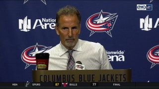 Blue Jackets adjust to style of play