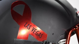 UNLV pays tribute to Las Vegas victims prior to San Diego State game