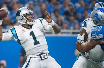 Michael Vick: 'Cam Newton the past two weeks looks like he did in 2015'
