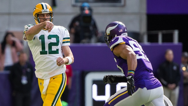 Was the season-ending hit on Aaron Rodgers a cheap shot?