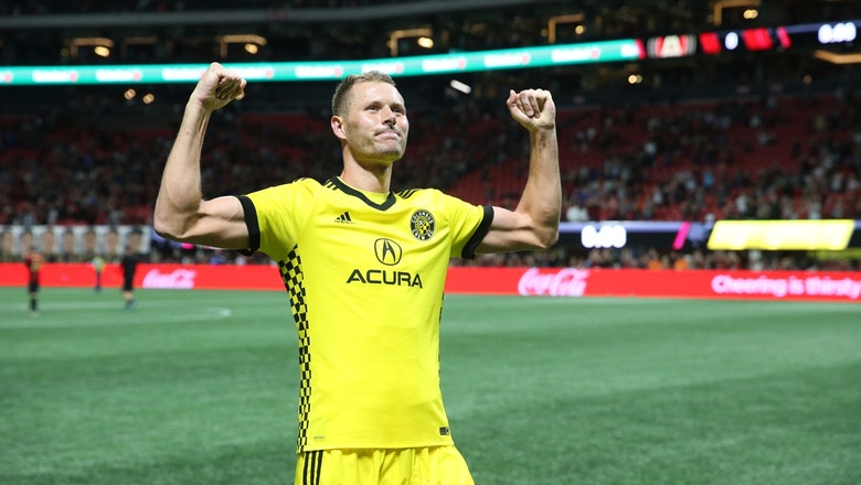 Columbus Crew SC advances to Eastern Conference semis with a shootout win over Atlanta United FC | 2017 MLS Playoffs