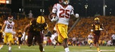 Ronald Jones runs for 216 yards and 2 TDs as No. 21 USC crushes Arizona State 48-17