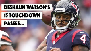 Deshaun Watson sets NFL history | The Scoop
