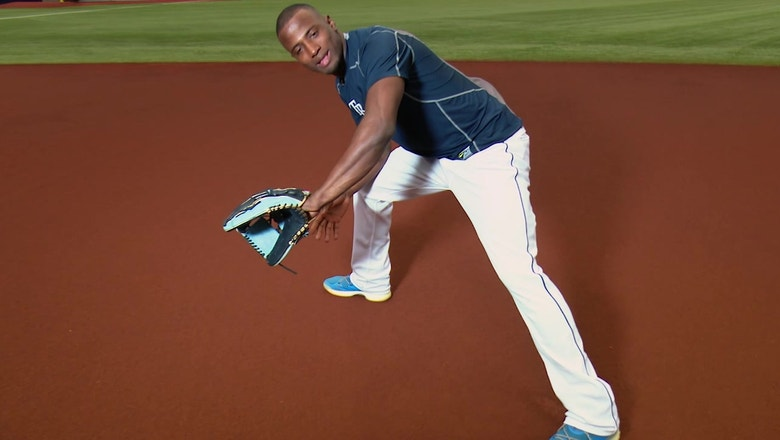 Tampa Bay Rays demo: How to play defense like Adeiny Hechavarria