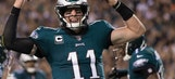 Nick Wright on Carson Wentz: 'He looks like one of the best quarterbacks in football'