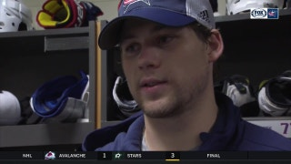 Josh Anderson wasn't worried while his game tying goal was under review