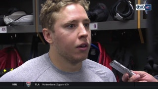 Cam Atkinson explains how simplicity will help the Blue Jackets win