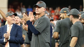 Astros manager A.J. Hinch looks ahead to the World Series: 'We're going to bring back four wins'