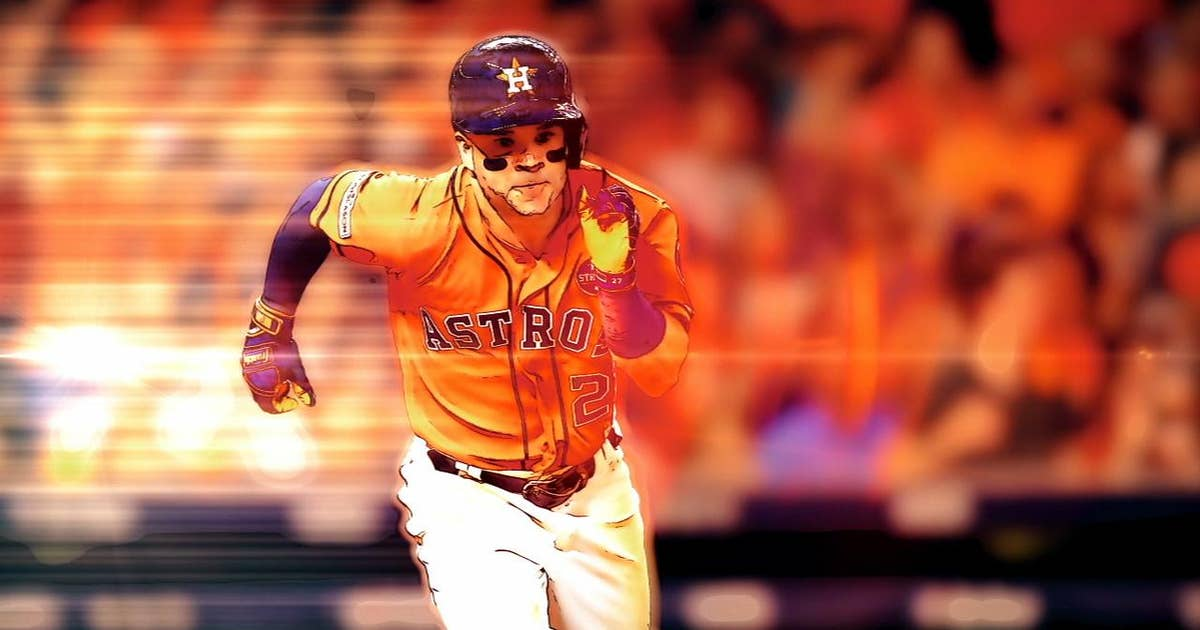 Ken Rosenthal explains why Jose Altuve is baseball's Superman (VIDEO)