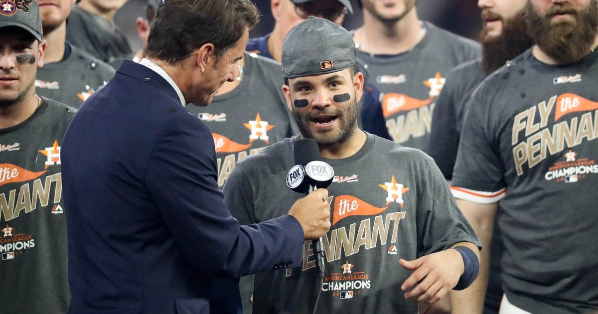 Astros' Jose Altuve believed in this team from day one at spring training
