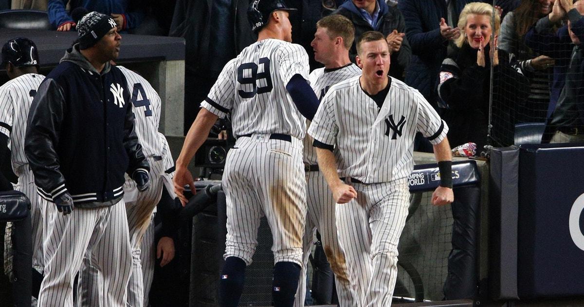 John Smoltz and Joe Buck on the New York Yankees' resilience (VIDEO)