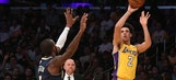 Skip on Lakers' Lonzo Ball: 'I'm taking him to the bank… I love what he's made of'