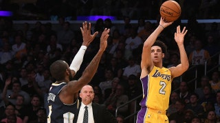 Skip on Lakers' Lonzo Ball: 'I'm taking him to the bank... I love what he's made of'