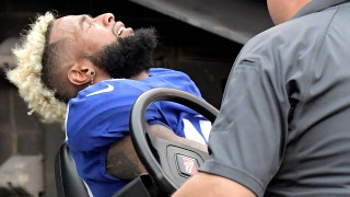 Jay Glazer provides update on Odell Beckham injury