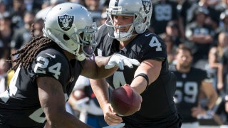 Nick Wright on Chiefs-Raiders matchup: 'Derek Carr against the Chiefs has been terrible'