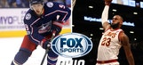 Channel information for Blue Jackets and Cavs on Tuesday January 2nd