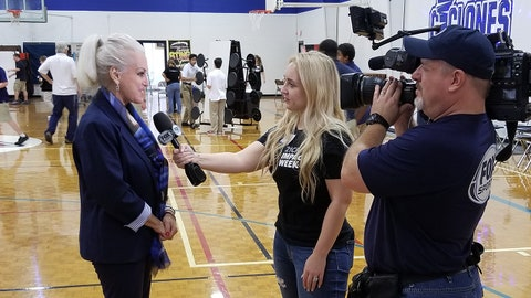 FOX Sports South at Cumberland Academy