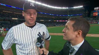 Chase Headley describes his 'panic' moment during Yankees' big Game 4 win