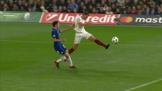 Chelsea, Roma split points after exchanging blows in back-and-forth Champions League tilt