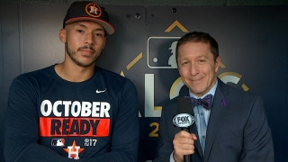 Carlos Correa: 'I'm just gonna be the same kid that plays the same game every single day'