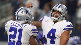 Someone said Dak Prescott should have passed on an easy TD vs the Packers, Colin explains why that is absurd