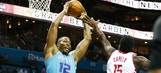 Hornets LIVE To GO: Hornets suffer first home loss against Rockets