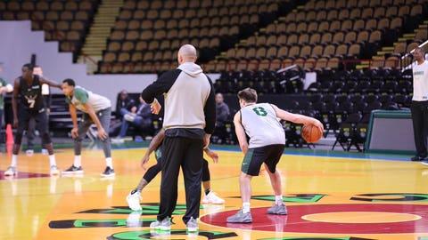 Matthew Dellavedova, Bucks guard