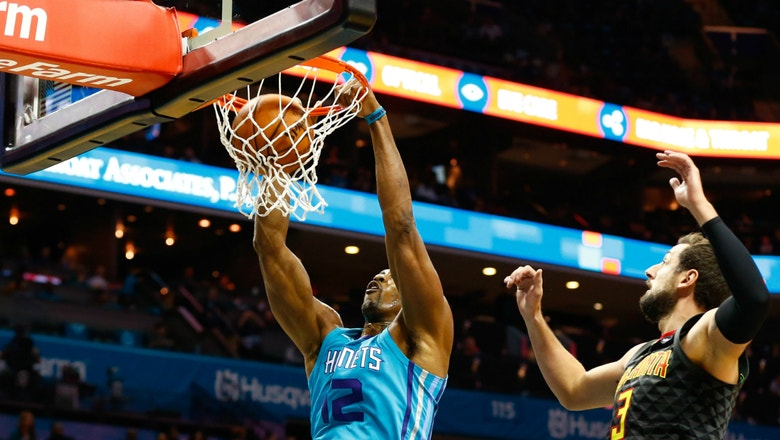 Hornets LIVE To GO: Hornets use 24-0 third quarter run to defeat Hawks