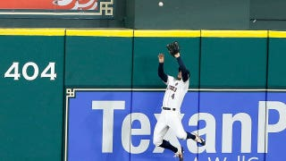 Astros' George Springer on his remarkable catch in Game 6