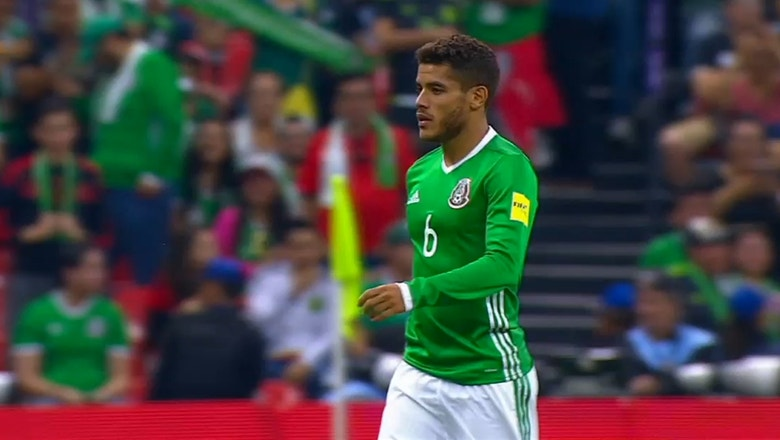 Mexico's Gio and Jonathan dos Santos want to make World Cup history