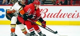 Hurricanes LIVE To Go: Missed opportunities catch up to Canes in loss to Ducks